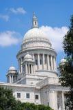 Providence-Staat Rhode Island-Haus Lizenzfreies Stockbild