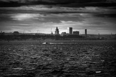 Providence before the storm Royalty Free Stock Images