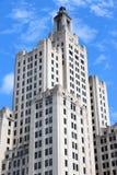 Providence-Wolkenkratzer Lizenzfreie Stockfotografie