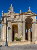 Providenza Chapel. In the city of Siggiewi, Malta Royalty Free Stock Photo