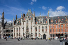Province Court Bruges Belgium Royalty Free Stock Image