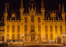 Province Court Bruges Belgium Royalty Free Stock Images