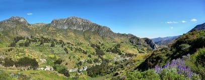 Province d'Ancash, Pérou image libre de droits
