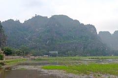 Province de Hang Mua Temple Ninh Binh, ha Noi Vietnam Dec 2018 photo stock