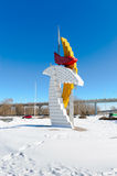 Parc écologique Photo stock