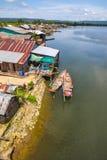 Province de kong de KOH au Royaume du Cambodge près de la frontière de la Thaïlande Photos libres de droits