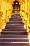 Province de Wat Pasawangbun Saraburi en Thaïlande images libres de droits