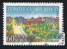 Province Diyarbakir Royalty Free Stock Image