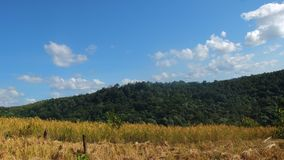 Province du Cambodge Mondulkiri Photo libre de droits