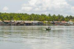 PROVINCE du KOH KONG au Cambodge Photos libres de droits