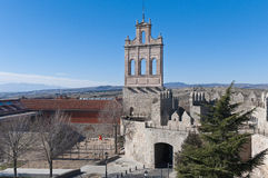 Province historical Archive at Avila, Spain Stock Photo