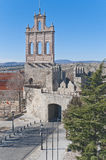 Province historical Archive at Avila, Spain Stock Photos
