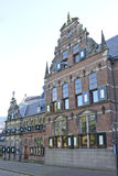 Province House in city of Groningen, Holland royalty free stock photography