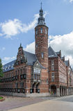 Province house in the historical center of Groningen Stock Photography