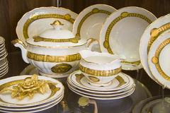Province style tableware Stock Photography