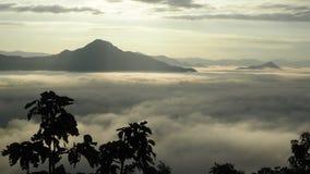 Province Thaïlande de Phu Tok Chiang Khan Loei Images stock