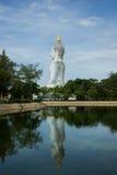 Province Thaïlande de Wat Phai Rong Wua Suphanburi Photos stock