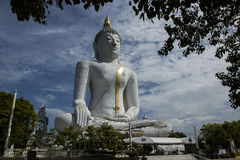 Province Thaïlande de Wat Phai Rong Wua Suphanburi Photo stock