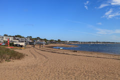 Provincetown, Μασαχουσέτη, παραλία βακαλάων ακρωτηρίων Στοκ Εικόνες