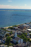 Provincetown Bay Royalty Free Stock Images
