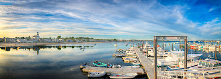 Provincetown, Cape Cod Royalty Free Stock Photo