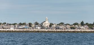 Provincetown Harbor Royalty Free Stock Photography