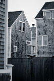 Provincetown houses - Cape Cod Stock Images