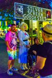 Provincetown Massachusetts August 2017 at the end of Cape Cod Provincetown has a large gay population of residents and. Provincetown Massachusetts USA August Royalty Free Stock Photo
