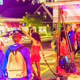 Provincetown Massachusetts August 2017 at the end of Cape Cod Provincetown has a large gay population of residents and. Provincetown Massachusetts USA August Royalty Free Stock Image