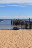 Provincetown, Massachusetts, Cape Cod beach Stock Image