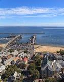 Provincetown, Massachusetts, Cape Cod-mening Royalty-vrije Stock Afbeeldingen