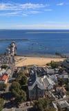 Provincetown, Massachusetts, Cape Cod-mening Stock Afbeeldingen