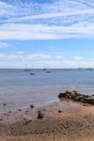 Provincetown, Massachusetts, Cape Cod-strand Stock Afbeelding