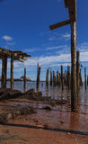 Provincetown, Massachusetts, Cape Cod-strand Royalty-vrije Stock Afbeeldingen