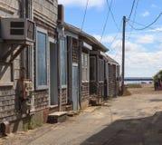 Provincetown, Massachusetts, Cape Cod-strandketen royalty-vrije stock afbeelding