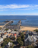 Provincetown, Massachusetts, Cape Cod view Royalty Free Stock Images