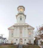 Provincetown offentligt bibliotek Arkivbilder