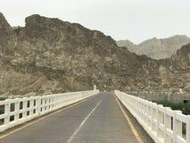 Provincia al sudoeste de Makran Baluchistan del parque nacional de Hingol imágenes de archivo libres de regalías