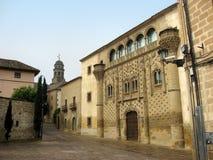 Provincia Andaluc3ia España de Baeza Jaén Fotografía de archivo