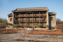 Provincia de Dingzhou, Hebei, gongo Yuan Imagenes de archivo