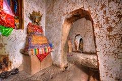 Provincia de Gansu del templo de Mati Fotos de archivo