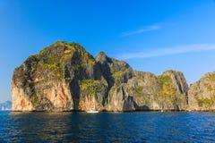 Provincia de Krabi, Tailandia fotografía de archivo libre de regalías