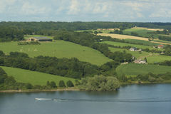 Provincia de Namur bélgica Imagen de archivo libre de regalías