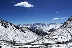 Provincia del Sichuan Balang della Cina Fotografia Stock