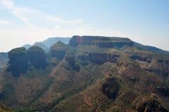 Provincia del Sudafrica, orientale, Mpumalanga Immagine Stock