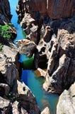 Provincia del Sudafrica, orientale, Mpumalanga Fotografia Stock Libera da Diritti