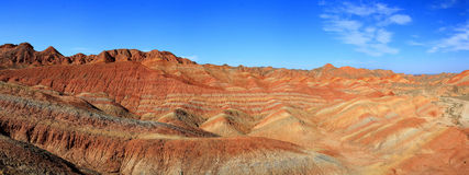 Provincia di Gansu fotografia stock libera da diritti