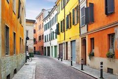 Provincia di Parma, Emilia Romagna, Italia Fotografie Stock Libere da Diritti