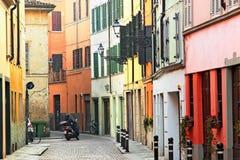 Provincia di Parma, Emilia Romagna, Italia Fotografia Stock