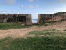 Provincia meridional galle del fuerte holandés antiguo imagenes de archivo